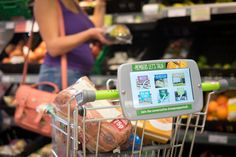 Co-op rolls out high tech trollies to help customers have a say