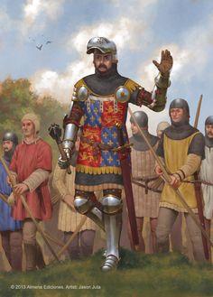John of Gaunt by jasonjuta on DeviantArt