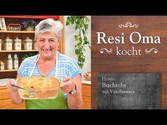 Buchteln - eine typisch österreichische Nachspeise - werden diesmal von Resi Oma gemacht. Buchteln werden aus Germteig gemacht und können mit verschiedenen M...
