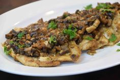 How to Make Chicken Marsala Cooking Italian with Joe