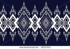 Find Geometric Ethnic Pattern Design Background Wallpaper stock images in HD and millions of other royalty-free stock photos, illustrations and vectors in the Shutterstock collection. Thai Pattern, Pattern Art, Pattern Design, Ethnic Patterns, Textures Patterns, Berber Tattoo, Islamic Art Pattern, Thai Art, Christmas Paintings