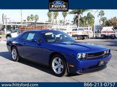 2012 Dodge Challenger, 17,580 miles, $20,985.