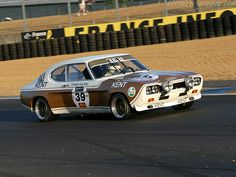 Ford Capri RS 2600 High Resolution Image of Sports Car Racing, Sport Cars, Motor Sport, Ford Motorsport, Classic Race Cars, American Auto, Ford Lincoln Mercury, British Sports Cars, Ford Capri