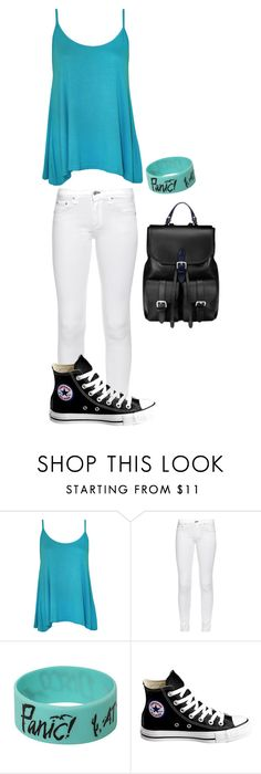 """""""um normal attire number five billion"""" by gryffindorbrony ❤ liked on Polyvore featuring WearAll, rag & bone, Converse and Aspinal of London"""
