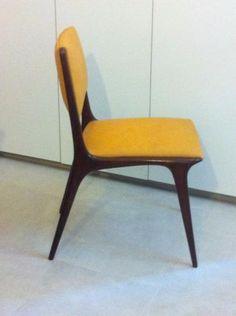 Cadeira Rino Levi original anos 50 Olx - R$190