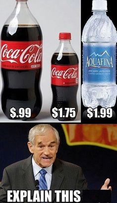 Man next time i'll just buy the whole dang coke bottle. More for me!