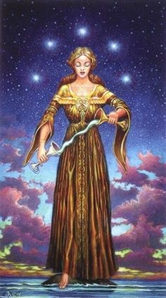 Card of the Day – Temperance – Tuesday, July 3, 2018 « Tarot by Cecelia
