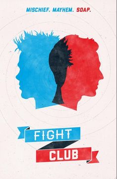 Awesome FIGHT CLUB poster! I first saw it on #Tugg facebook page. #movies