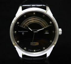 Offre d'une Junghans : 1.850€ Junghans Erhard  Creator Retrograde 316L Case 42 mm - Box &..., Référence 028/4651.00; Acier; Remontage automatique; État 1 (excellent); Avec coffret; Avec pap Smart Watch, Watches, Accessories, Automatic Watch, Casket, Steel, Watch, Smartwatch, Wristwatches