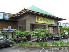 """Our"" supermarket in Nusa Dua."