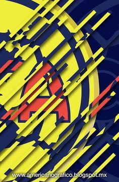 Club Águilas del AMÉRICA de México. Fútbol Soccer - Ozzy America Images, Chicago Bulls, Soccer, Wallpapers, Magic, Club America, Pagan, Futbol, Wallpaper