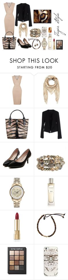 """""""23"""" by p-calkova on Polyvore featuring Oasis, Kenzo, Love Moschino, Tiger of Sweden, Hipchik, Laura Mercier, Dolce&Gabbana, Catherine Michiels, Sonia Kashuk and Casetify"""