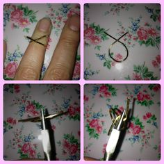 Laura Loves Boutique: DIY Above the Knuckle Ring