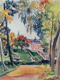 Pyotr Konchalovsky Peterhof