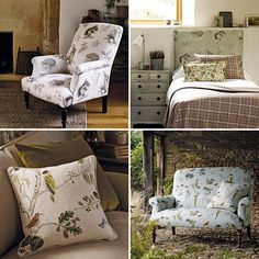 """Sanderson's """"Woodland Walk"""" collection debuted this past Spring, and puts a sweeter spin on the forest theme."""