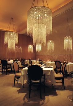 Bespoke crystal chandeliers, double or single tiered, circular, oval, square, or rectangular. All specifications to order.