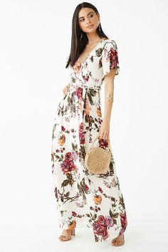 ad5a803d4fe Metallic Twist-Back Gown