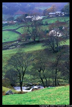 Landscape of the Lake District, England.. I miss the lake district so much. It was such a beautiful place!!