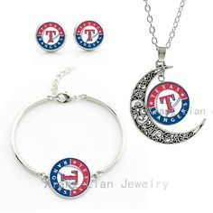 check out our trending  product Charm girls women... check it out here  http://minastoreup.com/products/charm-girls-women-jewelry-sets-case-for-texas-rangers-team-popular-american-baseball-sports-necklace-earrings-bracelet-set-m11?utm_campaign=social_autopilot&utm_source=pin&utm_medium=pin