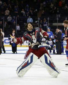 Henrik Lundqvist • New York Rangers