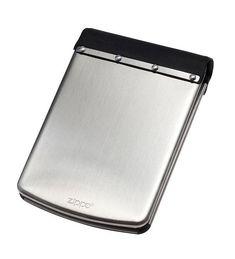 Zippo Stainless Steel RFID Blocking Wallet