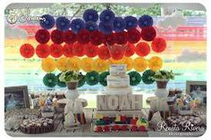 noah's ark birthday party - Google Search