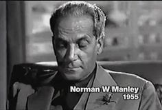 Norman Manley greatest man that ever lived