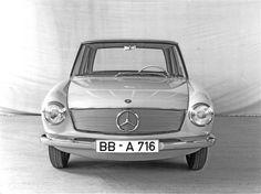 Mercedes-Benz Prototype dated 1960 Mercedes Benz Maybach, Mercedes Benz Germany, Mercedes World, Benz Smart, Boxer, Audi, Auto Union, Old Vintage Cars, Mercedez Benz