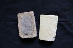 Homemade Bar Soap