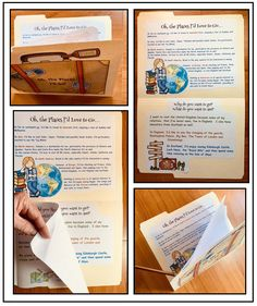 "Seuss Activities: Cute file folder suitcase flips open to reveal writing prompt, to go with ""Oh the Places You'll Go! The prompt is ""Oh the places I'LL go. Student Reading, Kids Reading, Dr Seuss Crafts, Hallway Displays, Dr Seuss Activities, Dr Suess, Bee Theme, File Folder, Quote Posters"