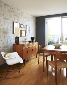 Mini moderns home