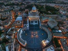 St Peters and the Vatican