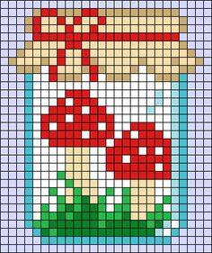 Melty Bead Patterns, Kandi Patterns, Hama Beads Patterns, Alpha Patterns, Beading Patterns, Cross Stitch Art, Cross Stitch Designs, Cross Stitch Patterns, Cross Stitching