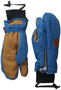 Celtek Womens Hello Operator Mittens Ocean Small *** Read more  at the image link. (This is an Amazon affiliate link)