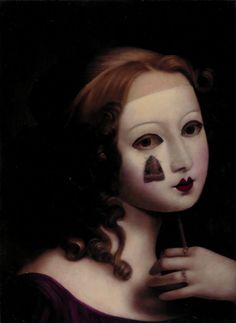 Stephen Mackey, Paintings.The classically inspired and...