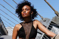 Sierra McClain: Meet the New Girl on Empire | Celebuzz