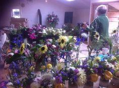 Windmill Farm Flowers, Pibsbury, Langport, Somerset, TA10 9EJ 07767 310833 www.windmillfarmflowers.com