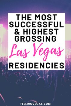 Many consider the Las Vegas Strip to be the capital of music residencies in the United States. Las Vegas Tips, Las Vegas Food, Las Vegas Resorts, Visit Las Vegas, Vegas Vacation, Las Vegas Shows, Monte Carlo Travel, Las Vegas Airport, Vegas Sign