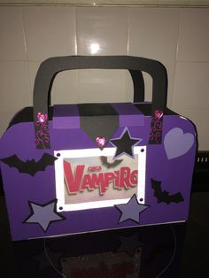 Chica Vampiro tas