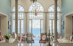 5 Exquisite Restaurant Interiors in Beirut