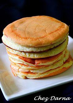 pancakes-au-yaourt http://darna.over-blog.com/article-pancakes-au-yaourt-121117477.html
