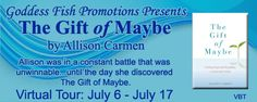 The Gift of Maybe Book Tour - http://roomwithbooks.com/the-gift-of-maybe-book-tour/