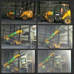 Telehander Training Course - Industrial Chemicals 30/07/2018 #saunderstrainingcentre #training #course #telehandler #industrialchemicals Training Center, Training Courses, Monster Trucks, Industrial