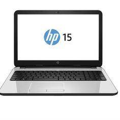 """Portátil HP Notebook 15-r210ns 15,6"""" Blanco (PRODUCTO REACONDICIONADO) - Fnac.es - PC Portátil"""