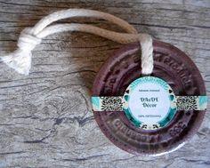 Sabonete Fitoterápico Chocolate na Corda