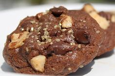 What's Cookin' Italian Style Cuisine: Double Fudge Cookies For Chocoholic Lovers ONLY Cookie Recipe