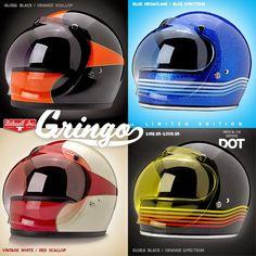 Limited Edition Gringo Helmets