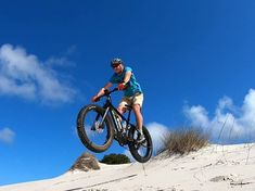 E-Fatbike Adventures | Atlantis Dunes | New Adventure Cape Town - Dirty Boots Abseiling, Table Mountain, Fat Bike, Picture Postcards, Adventure Activities, The Dunes, New Adventures, Atlantis, Cape Town