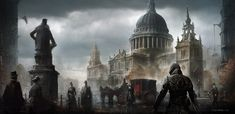 St. Paul's Cathedral - Characters & Art - Assassin's Creed Syndicate