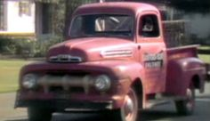 Iconic TV Cars | 1951 Ford Truck from Sanford and Son | Famous Cars of TV & Movies